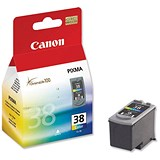 Image of Canon CL-38 Colour Inkjet Cartridge