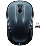 Image of Logitech M325 Mouse / USB / Wireless / Silver