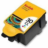 Image of Kodak 30 Series Colour Inkjet Cartridge