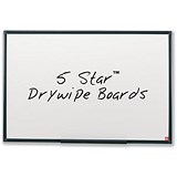 5 Star Lightweight Drywipe Board - W600xH450mm