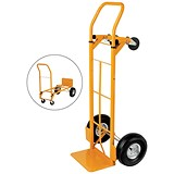 5 Star Universal Hand Trolley and Platform Truck - Capacity 250kg