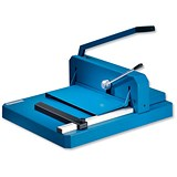 Image of Dahle 842 Heavy-Duty Guillotine - Cuts 160 sheets - Cutting Length 430mm