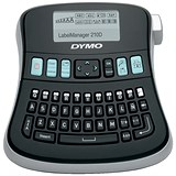 Image of Dymo LabelManager 210D Desktop Label Maker Multi-language QWERTY D1 Ref S0784440
