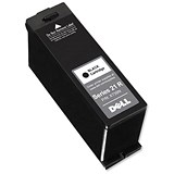 Image of Dell Series 21 Black Inkjet Cartridge