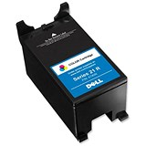 Image of Dell Series 21 Colour Inkjet Cartridge