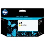 Image of HP 72 Yellow Ink Cartridge