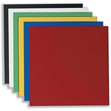 Image of Nobo Magnetic Squares / Vinyl / 150x150mm / Assorted / Pack of 6