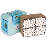 Stephens Superline Chalk / White / Pack of 144
