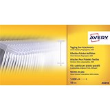 Image of Avery Tagging Gun Attachments / Polypropylene with Paddles / 40mm / AS040 / Pack of 5000
