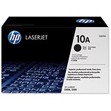Image of HP 10A Black Laser Toner Cartridge