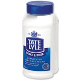 Image of Tate and Lyle White Sugar Tub Dispenser - 750g