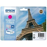 Epson T7023 XL High Capacity Magenta Inkjet Cartridge