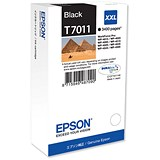 Image of Epson T7011 High Capacity Black Inkjet Cartridge