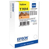 Image of Epson T7014 High Capacity Yellow Inkjet Cartridge