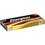 Image of Energizer Industrial Long Life Battery / LR03 / 1.5V / AAA / Pack of 10