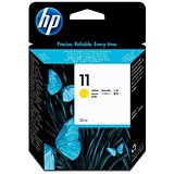 Image of HP 11 Yellow Ink Cartridge