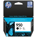 Image of HP 950 Black Ink Cartridge
