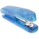 Image of Rapesco Puffa Half Strip Stapler - Blue