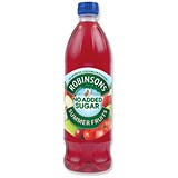 Robinsons Special R Summer Fruits Squash - 12 x 1 Litre Bottles