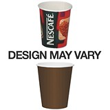 Image of Vending Cup Cardboard for Drinks Machines / 230ml / Pack of 50