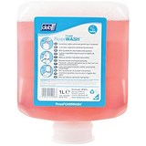 Image of DEB Rose Foaming Hand Soap Refill Cartridge - 1 Litre