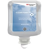 Image of DEB Clear Foaming Hand Soap Refill Cartridge - 1 Litre