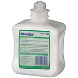 Image of DEB Restore After Work Hand Cream Refill Cartridge - 1 Litre