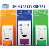 Image of DEB Safety Skin Centre / Protect, Cleanse, Restore / Heavy Duty Wash