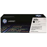 Image of HP 305X High Yield Black Laser Toner Cartridge