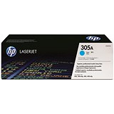 Image of HP 305A Cyan Laser Toner Cartridge