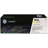 Image of HP 305A Yellow Laser Toner Cartridge