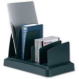 Image of Rexel Agenda2 Vertical Sorter - Charcoal