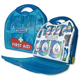 Image of Wallace Cameron Mezzo HS2 First-Aid Kit Dispenser - 1-20 Users