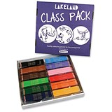 Image of Lakeland Colouring Pencils / Class Pack 30 Each of 12 Colours / Pack of 360