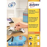 Image of Avery afterBURNER Label System Software with Applicator / 10 Inserts / AB1800 / 24 Labels