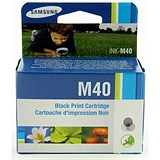 Image of Samsung INK-M40 Black Fax Inkjet Cartridge