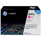 Image of HP 641A Magenta Laser Toner Cartridge