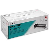 Sharp AL-161TD Black Copier Toner Cartridge