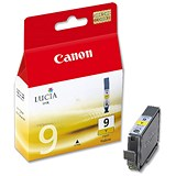 Image of Canon PGI-9 Yellow Inkjet Cartridge