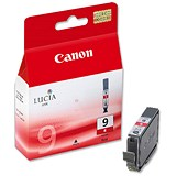 Image of Canon PGI-9 Red Inkjet Cartridge