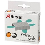 Rexel Odyssey Multipurpose Staples (9mm) - Pack of 2500