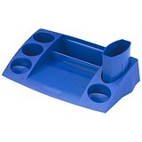 Image of Avery DTR Desk Tidy - Blue