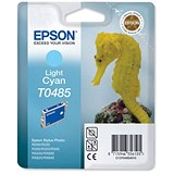 Image of Epson T0485 Light Cyan Inkjet Cartridge