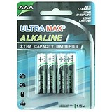 Image of Everyday Alkaline Batteries / AAA / Pack of 4