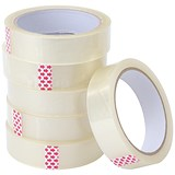 Image of Everyday Clear Tape / 25mmx66m / Pack of 6