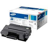 Image of Samsung MLT-D205L High Yield Black Laser Toner Cartridge