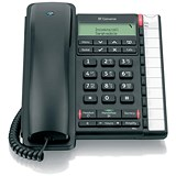 Image of BT Converse 2300 Telephone Caller Display 10 Redial 100-entry Directory Black Ref 040212