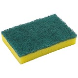 Image of Washing Up Pad Scourer & Sponge - Pack of 10