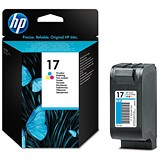 Image of HP 17 Colour Ink Cartridge