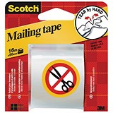 Scotch Tear By Hand Packing Tape / 50mmx16m